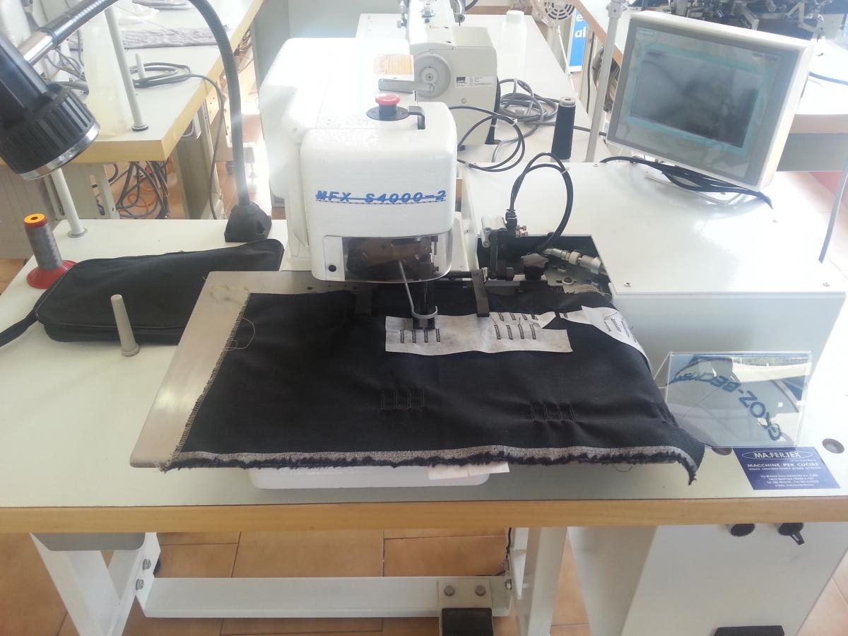 Macchine per cucire nuove mafertex accessori per for Cerco macchine per cucire usate